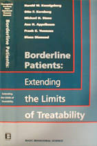 Psychotherapy for Borderline Personality,  an elegantly humane yet clinically rigorous approach  to interventions within one of the most challenging  categories of personality disorders, an important  professional resource for all mental health professionals